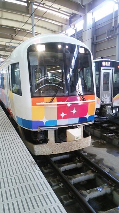 「えちごツーデーパス」で行く新潟の鉄道満喫の旅 2019・01(パート3)