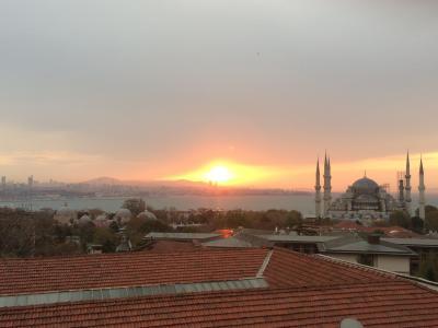 飛んでイスタンブール その3~サンライズイスタンブール~