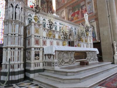 イタリア満喫・ローマから(フィレンツェへ4)・・・