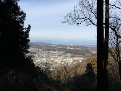 今年の初ハイキングは小川町へ