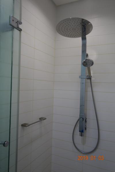 2019.1  ドバイ国際空港でシャワーを浴びるなら