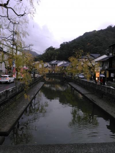 関西人の癒しの場所、1年振りの城崎へ +忘備録2018年福井蟹ツァー
