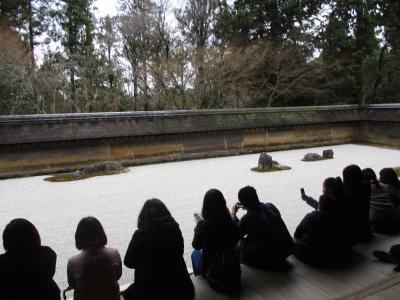 2018年12月 関西の旅 第2日 京都