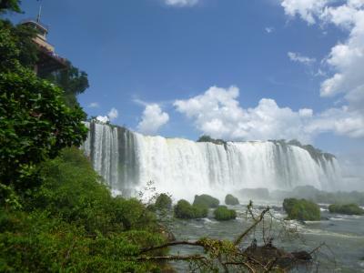 2日でイグアスの滝(ブラジル側)を楽しむ旅