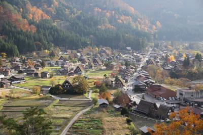 201811-01_世界遺産!五箇山・白川郷 World Heritage in Gokayama and Shirakawago