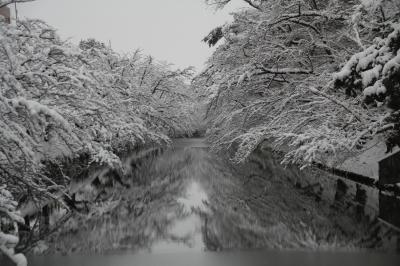 201812-01_雪の弘前&青森 Snow in Hirosaki and Aomori (Aomori)