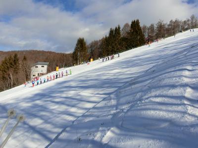 2019年の初旅行 上田&菅平 PART3 菅平高原スノーリゾートでスキー!