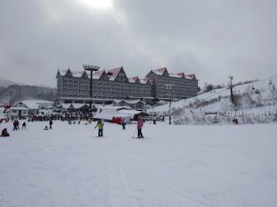 2019 白馬コルチナ国際スキー ホテル白馬 ペンション悠々舎