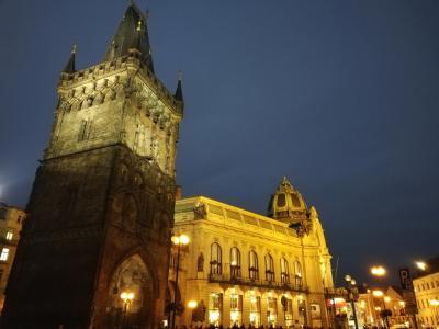 スターアライアンス ビジネスクラスで行く3週間で世界一周(35)「プラハ3日目 新市街から旧市街その2」