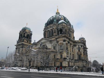 2013  冬  ベルリン  昼の散歩