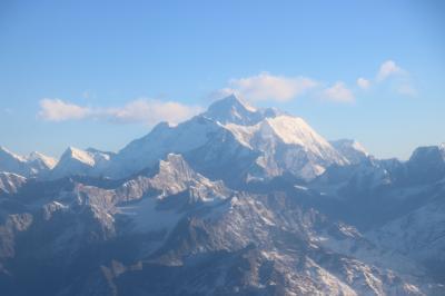 【96】旅行記42 (1)ヒマラヤ・エベレスト遊覧飛行の旅