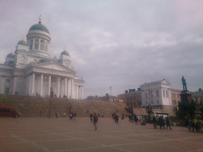 大好きな北欧雑貨とムーミン求めて!子連れフィンランド旅