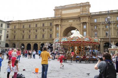 イタリアの旅2015.05(Vol.3)~人生3回目のフィレンツェ