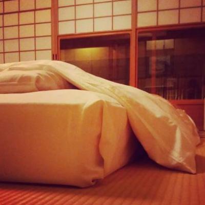 日本美の真髄に触れる旅③ ~お宿編~