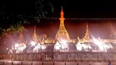2019年 初ミャンマー(ヤンゴン)& タイ(バンコク)1回目の一人旅2 ヤンゴン編【現地2日目 前編】