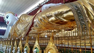 2019年 初ミャンマー(ヤンゴン)& タイ(バンコク)1回目の一人旅5 ヤンゴン編【現地4日目】