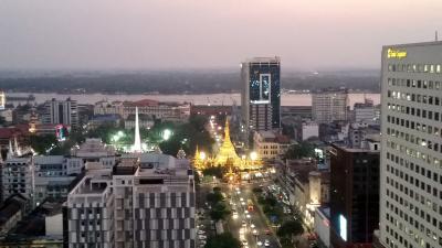 2019年 初ミャンマー(ヤンゴン)& タイ(バンコク)1回目の一人旅6 ヤンゴン編【現地5日目】