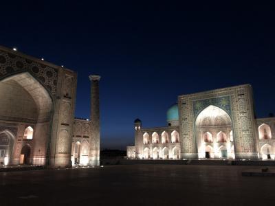 トルクメニスタンで地獄の門を見よう。ウズベキスタン編