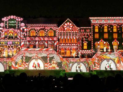 キラキラ輝く、USJのクリスマス☆☆☆