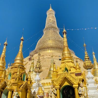 初ミャンマー、まずはヤンゴン空港で激安SIMフリー