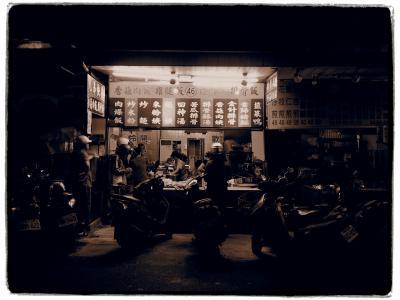 2回目の台湾旅No.17<屏東2>屏東で宿探し 夜の屏東散策 屏東観光夜市でビールとおいしい夜ご飯