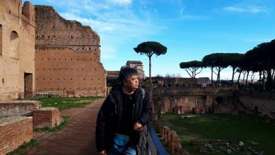 ローマで休日