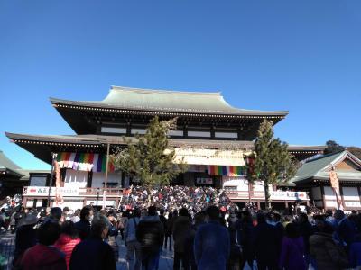 「成田・袖ヶ浦」新年に千葉の観光名所を2泊3日で巡る旅 2日目