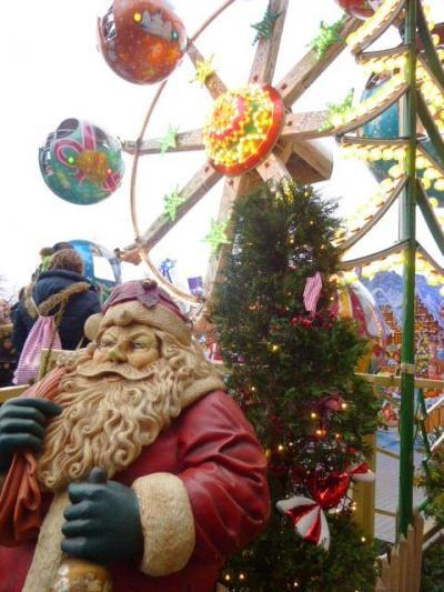 ドイツクリスマスマーケット☆シュツットガルト