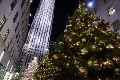 ニューヨーク街歩き クリスマス2018 ③