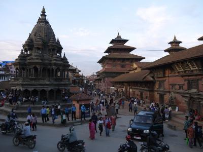 神々と出会うネパール カトマンドゥ盆地世界遺産を巡る旅⑥パタン ブティックヘリテイジホーム