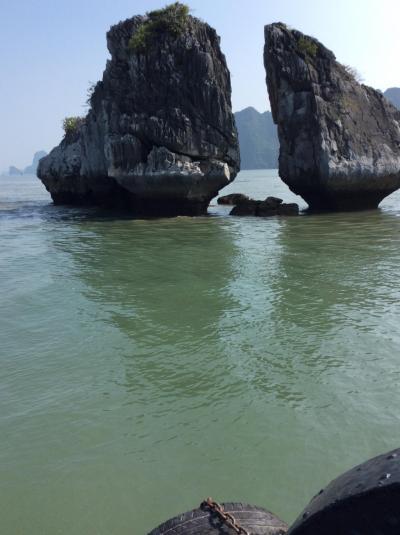 JALビジネスでベトナムツアー ひとり旅