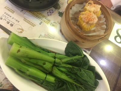 あけまして香港★食べて歩いてお買い物<食べ物編>