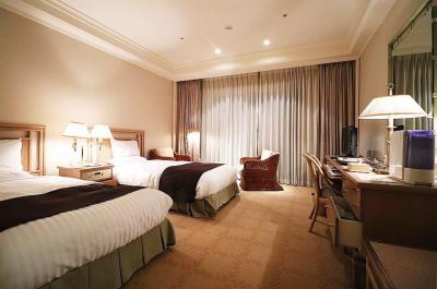 「オークラ アカデミアパークホテル」毎年恒例のフリーステイチケット&桃花林