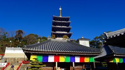 宝塚市の中山寺へ初詣に出掛けました 下巻。
