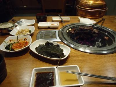 2018年越しソウル 食べてばかりの旅4 昼はタッカンマリ、夜は焼肉食べ放題