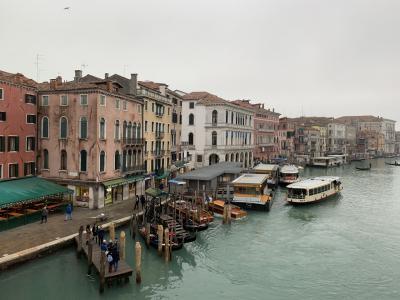 イタロ乗車&ベネチア3.5時間でまるごと観光