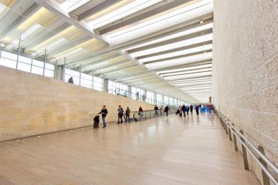 【イスラエル】僕のベングリオン国際空港出入国の記録(土曜朝入国)