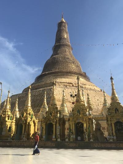 ミャンマー/笑顔溢れる国でニューイヤーvol.4_ヤンゴンでホテルライフ@ベルモンドガバナーズ&ノボテルヤンゴンマックス(2018年12月)