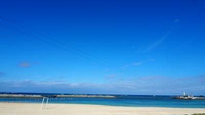 沖縄の正月明けを楽しむ、子連れ(4歳,1歳)旅行