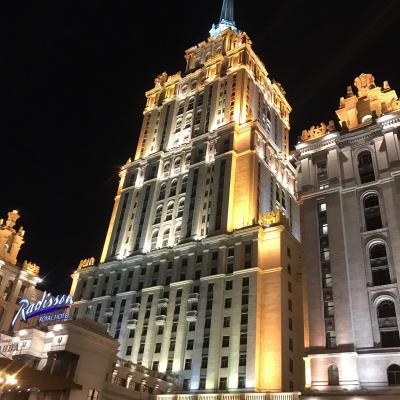 20年ぶりのモスクワ
