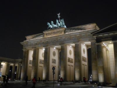 2013 冬  ベルリン   夜の散歩