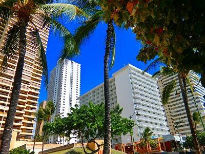 アロヒラニリゾートワイキキビーチホテル