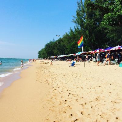 50代ゲイ気まま旅2018  パタヤ&バンコク#7 そしてぼっちはビーチと・・・