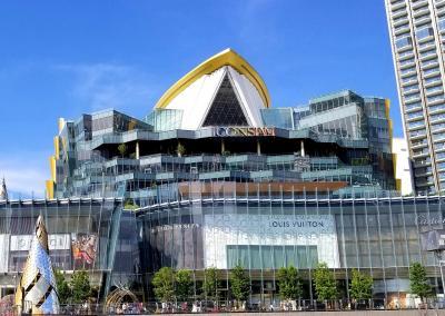 アシアナ航空ビジネスクラスで行くバンコク旅 その2 お馴染みバンコクグルメ&最新ショッピングモールのアイコンサイアム前編