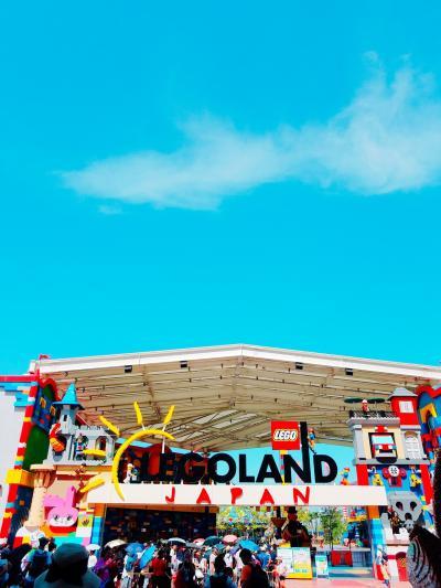 【2018年7月】酷暑でも楽しかったレゴランドジャパンとシーライフ名古屋♪