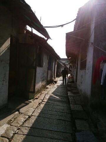 2018上海周辺の古鎮へ その1