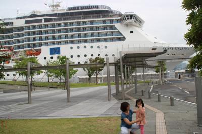 豪華客船スイートルームで長崎の旅(意外とお得)