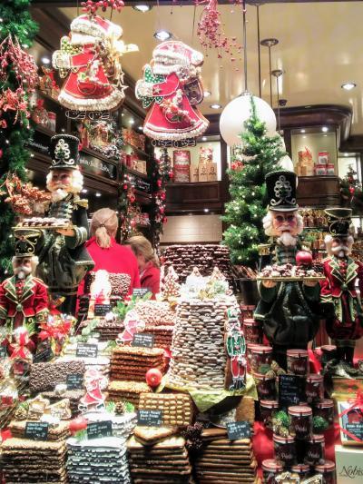 ケルン~アーヘン~ブリュッセル2017/12~2018/1 アーヘンでクリスマスの残り香を楽しむ