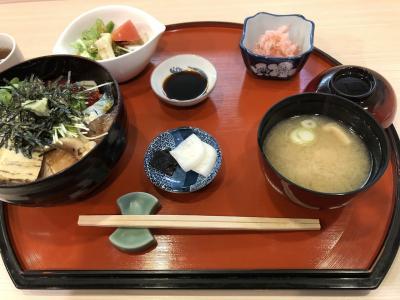 平成(30年)最後の青春18切符で行く富山・魚津への「のんびり・ゆったり」できる小さな旅(富山・魚津編)