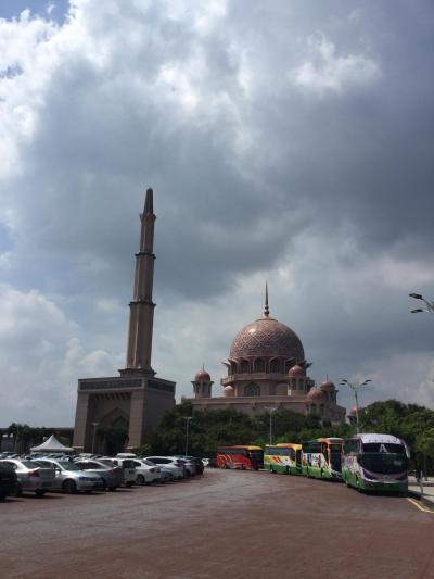 '18~'19 マレーシア クアラルンプール 一人旅③